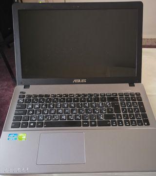 "portátil ASUS F550C i5 15,6"". RAM ampliada"
