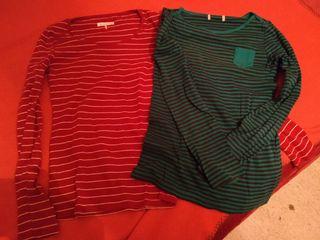 Camisetas manga larga