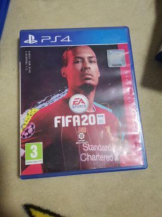 FIFA20 CHAMPIONS EDITION