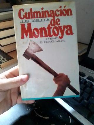 3 x 2 Culminación de Montoya, libro
