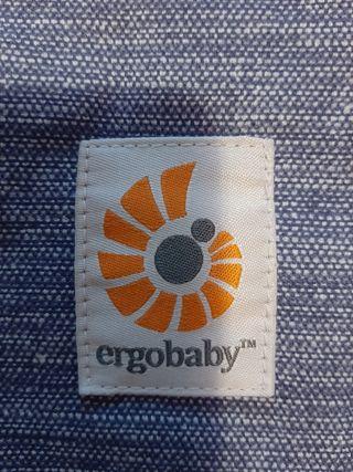 mochila Portabebes Ergonómica Ergobaby