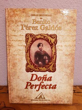 Libro Doña Perfecta