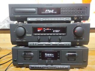 Equipo Hifi Philips 900 series