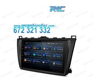 "RADIO GPS ANDROID 10 MAZDA 6 (08-12) 9"""