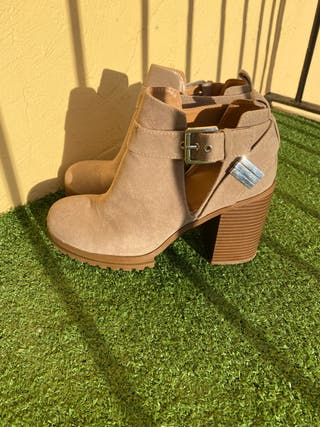 Zapatos botas Pull&Bear