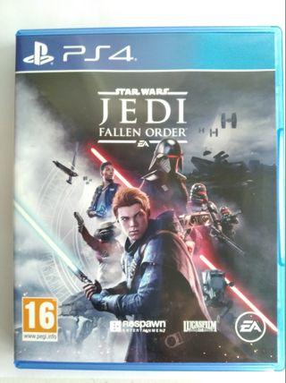 Juego PS4 Star Wars Jedi Fallen Order