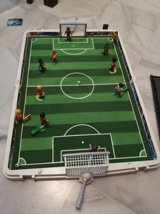Maletín fútbol Playmobil