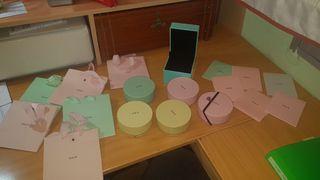 Set de cajas y estuche reloj de TOUS