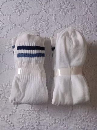 Calcetines Blancos T38/40 Nuevos