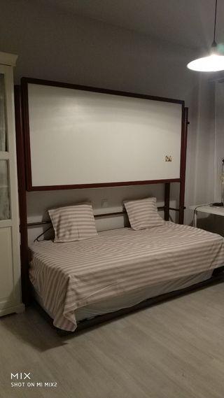 litera abatible más tercera cama extraible