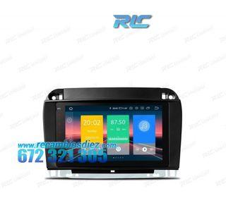 RADIO GPS MERCEDES S-W220 (98-05)