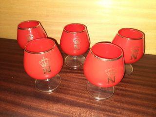 Copas rojas