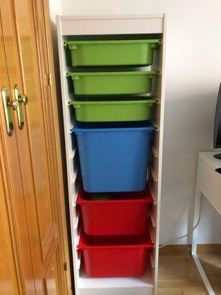 Almacenaje Trofast Ikea - niños