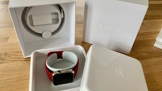 Apple Watch 1ª gen 42mm acero