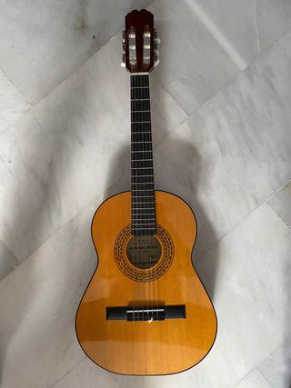Guitarra Clásica para niño 0.90 x 0.34
