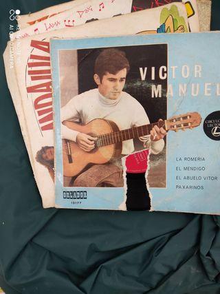 el abuelo Víctor single