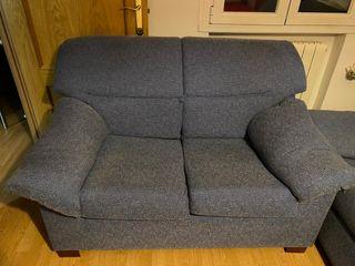 sofas azules