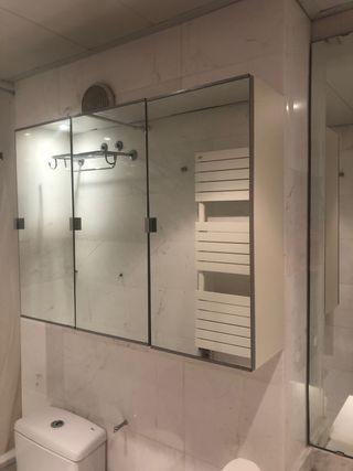Armario de espejo