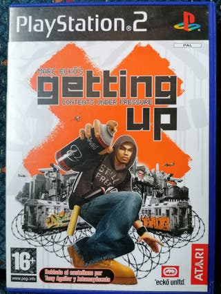 getting up ps2