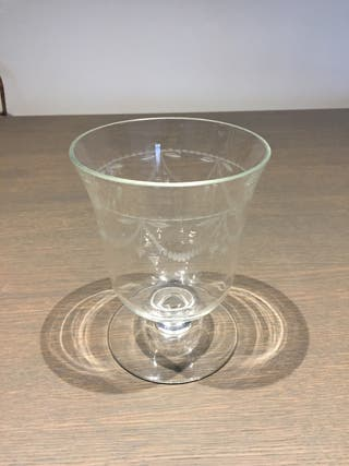 Copa/florero - Fábrica Cristales de La Granja