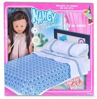 Nancy de la cama