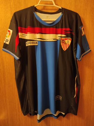 Camiseta Sevilla 2006