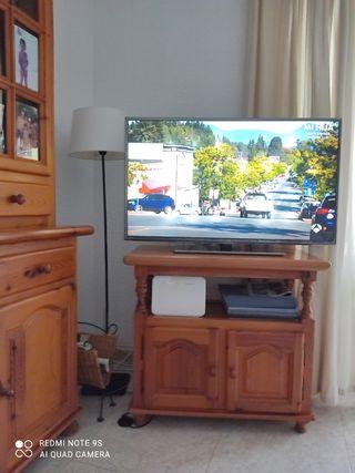 mueble televisión y almacenaje