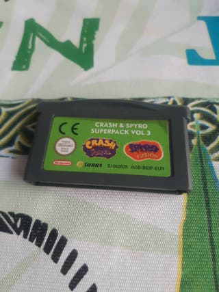 Crash & Spyro Superpack 3 GBA