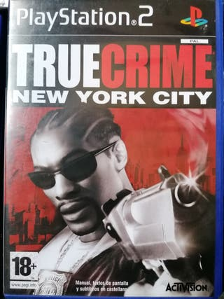 true crime ps2