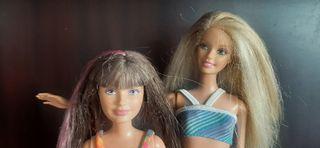 barbie y Skipper