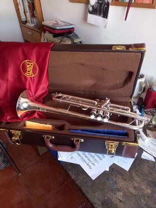 Trompeta Bach Stradivarius