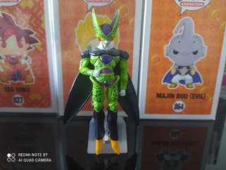 cell 3 dragon Ball gashapon hg