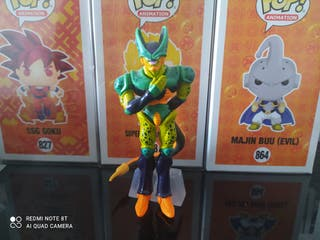 cell 2 dragon Ball gashapon hg