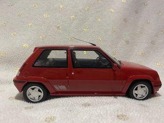 Renault 5gt turbo 1/18