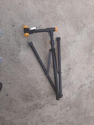 caballete de taller para bicicletas
