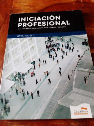 Libro iniciacion profesional Castellnou