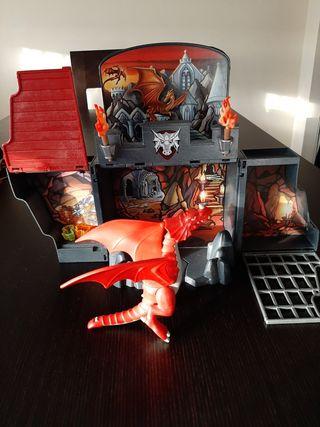 Mazmorra dragón Playmobil