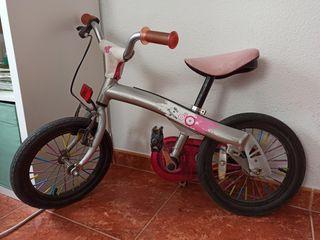 Bicicleta Imaginarium (con y sin pedales)