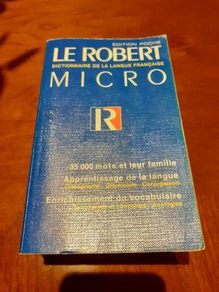 Diccionario idioma francés