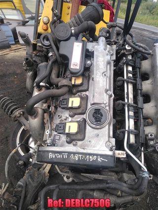 DEBLC7506 Motor Ajq Audi Tt. 1.8 Turbo