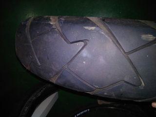 neumáticos trail