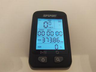GPS Ciclocomputador cuentakilometros IGPSPORT