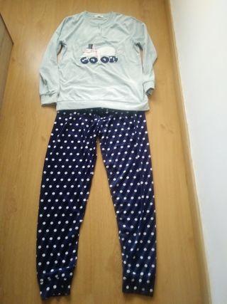 Pijama Mujer Nuevo T: L