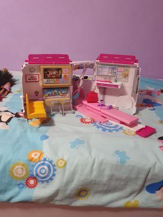 Ambulancia barbie