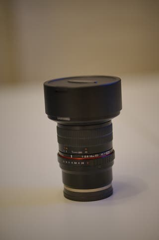 Samyang 14mm f/2.8 sony FE