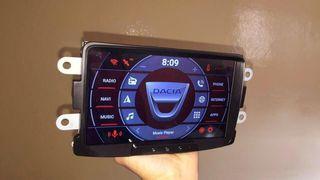 Radio gps Android Dacia