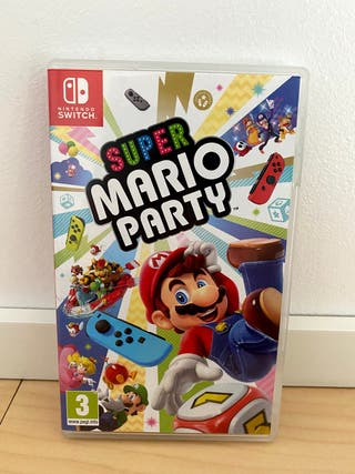 Super Mario Party (Nintendo Switch) -