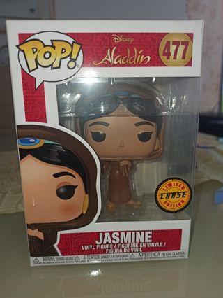 Funko pop Disney! Jasmine CHASE N°474