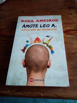 Amote Leo A. - Rosa Aneiros
