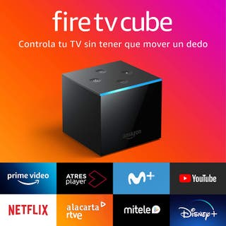 Presentamos Fire TV Cube | Reproductor multimedia